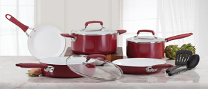 WearEver pure living pan set