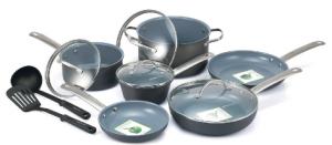 greenlife gourmet healthy cookware