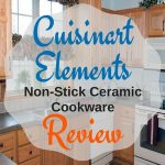 cuisinart elements ceramic cookware review