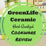 Greenlife ceramic hard anodized cookware review